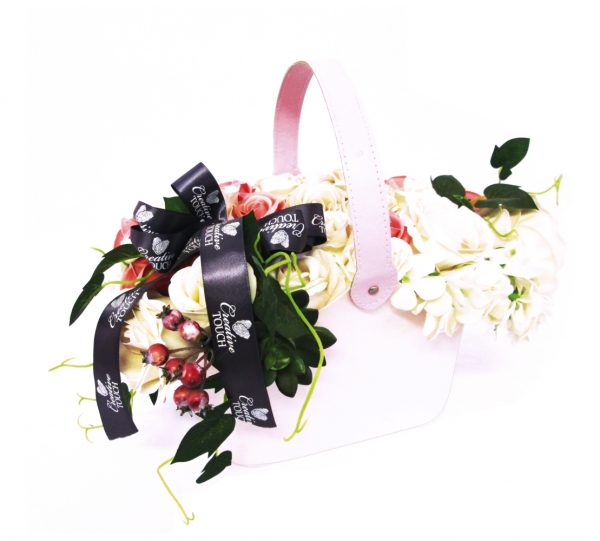 Artificial Bouquet Soap Flower