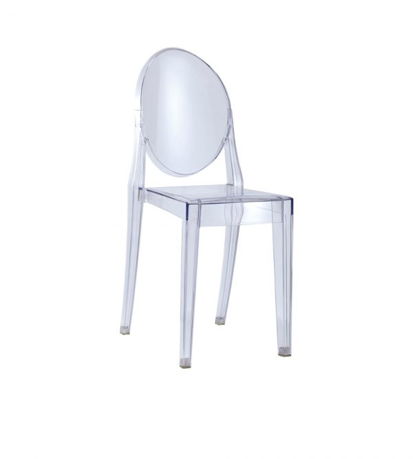 Adult Ghost Chair – No Arm