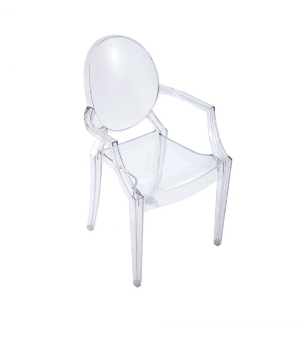 Adult Ghost Chair – with Arm