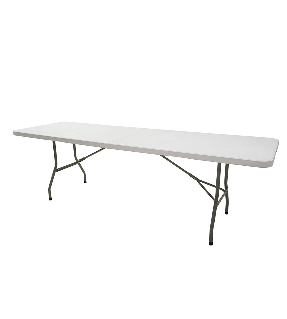2.4m Plastic Folding Table