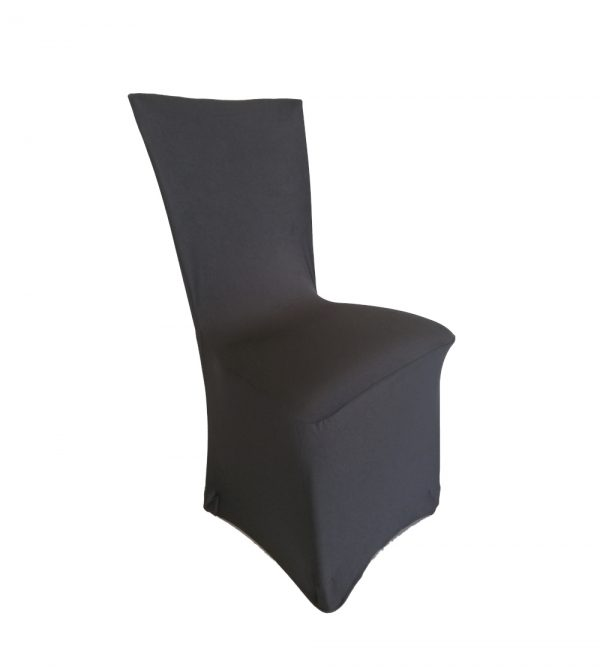 210g Spandex Banquet Chair Cover – Black