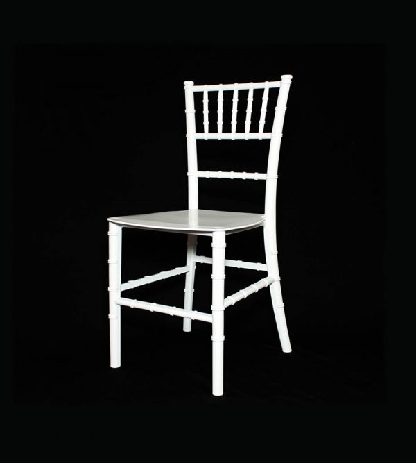 Plastic Tiffany Chair for Kiddies – White
