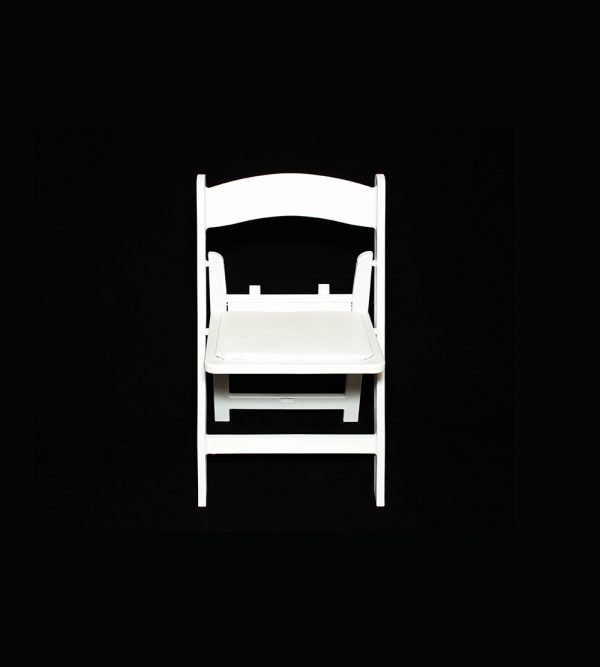Wimbledon Chair for Kiddies – White