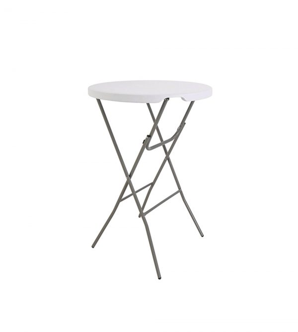 80cm Diameter Cocktail Table With Safety Lock