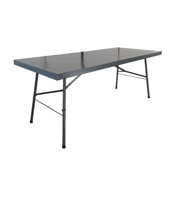 Steel Folding Canteen Table