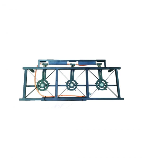3 Plate Heavy Duty Gas Stove