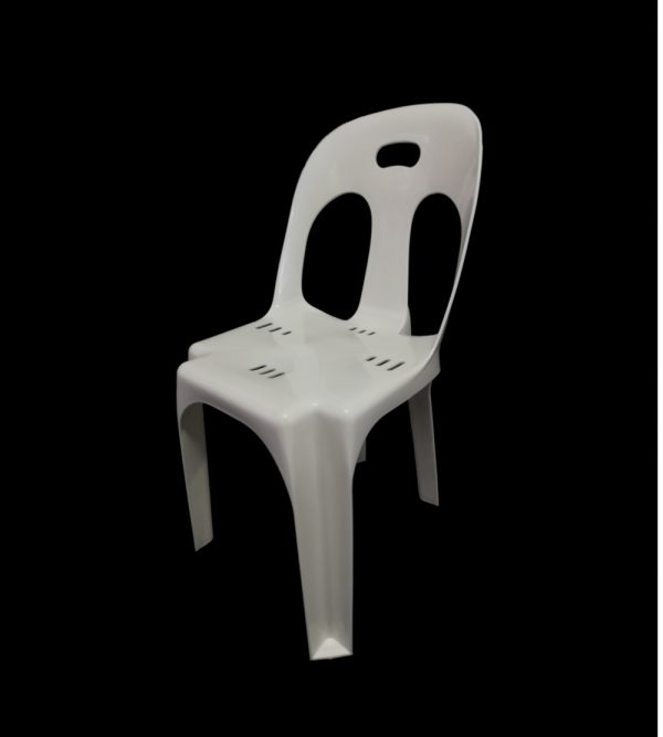 Party Chair – White