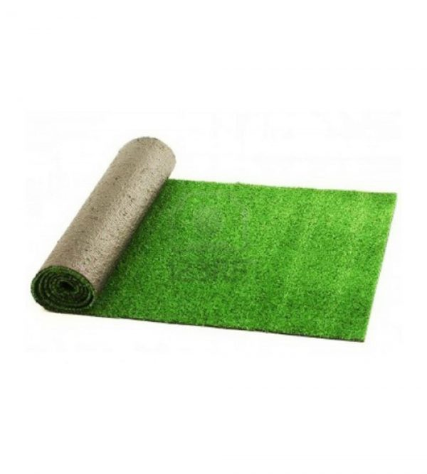 25mm Artificial Grass- Green (BUDGET TYPE-Full Roll)