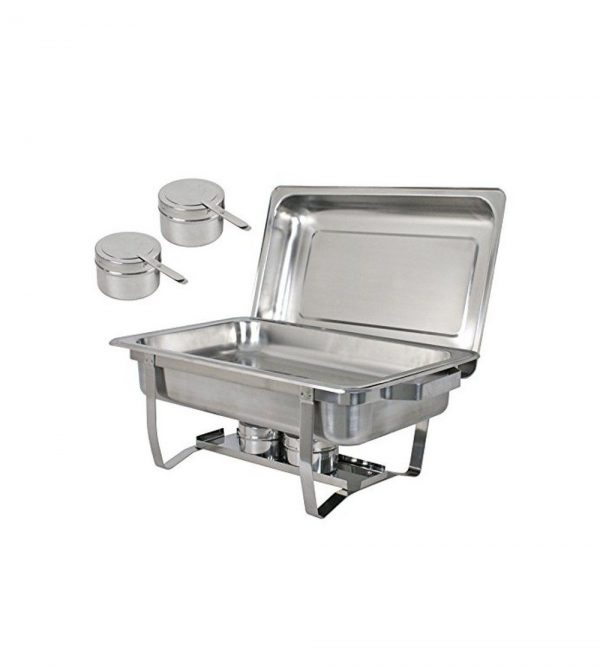 Chafing Dish – Silver