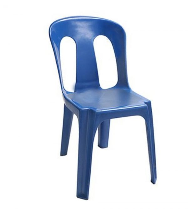 BLUE PARTY CHAIR 2.4KG
