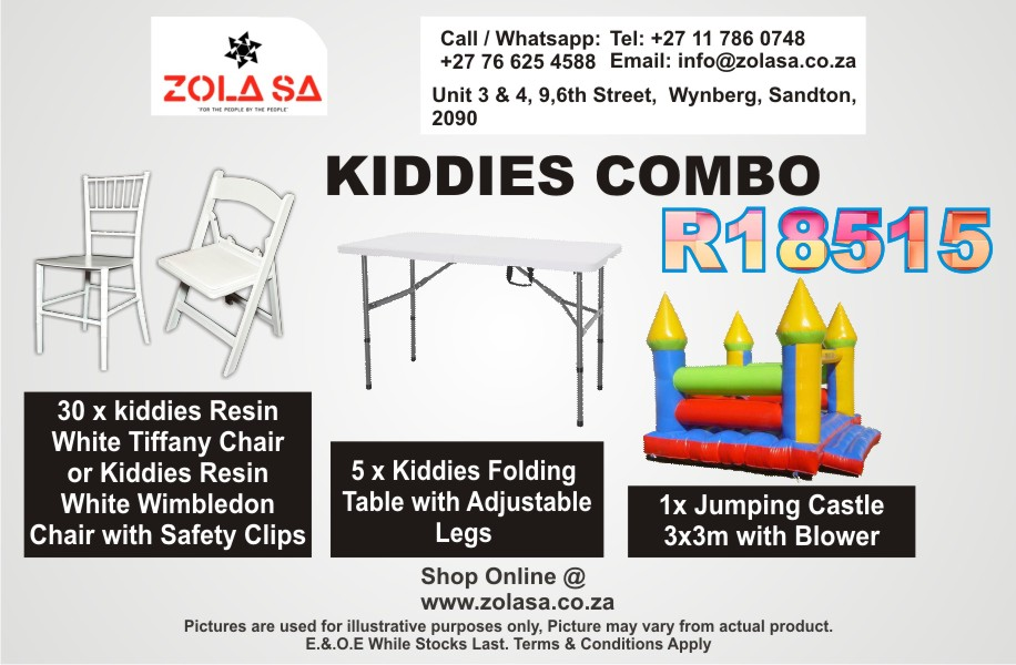 Kiddies Combo
