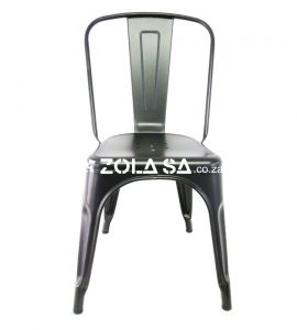 Tolix Cafe Chair Black