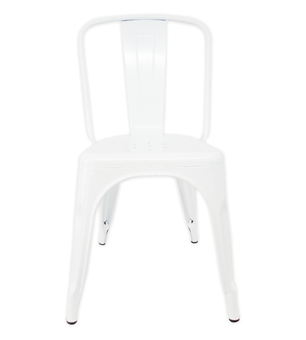 Tolix Cafe Chair White