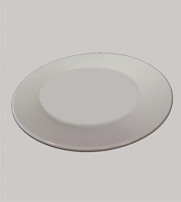 8″ Ceramic Side Plate White (A Grade)