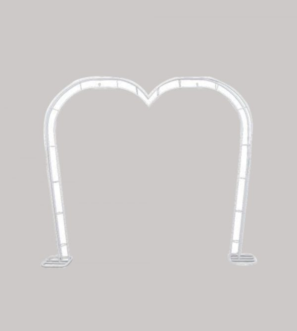 Wedding Heart Shape Arch