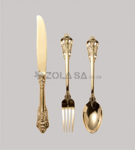 Vintage 3Pc Cutlery Set