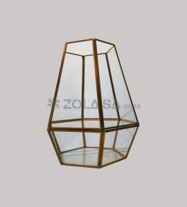 Geometric Centrepiece Hexagon