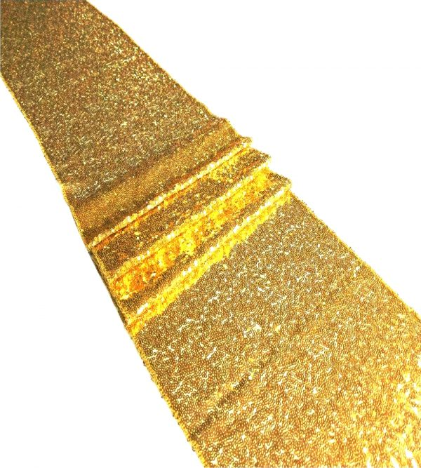 Sequins Runner Gold