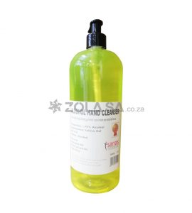 70% Alcohol Hand Sanitizer Gel With Pump
