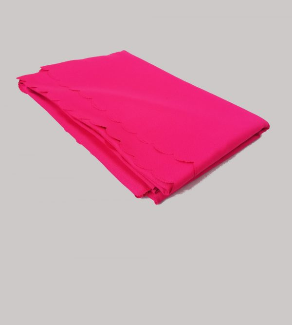 2.2m is for 1.8m Rectangular table cloth magenta