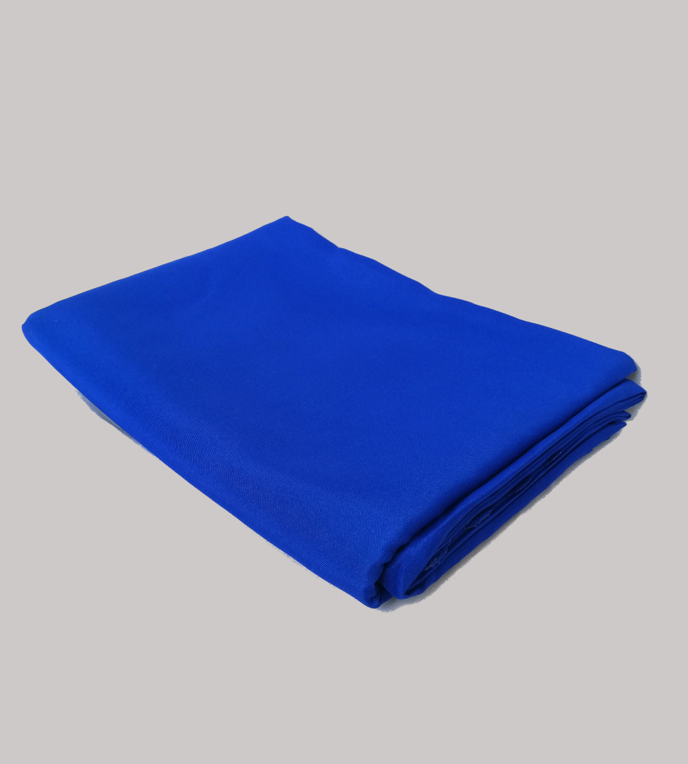 3m is for 1.6m diameter round table cloth royal blue