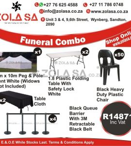 Funeral Services Combo