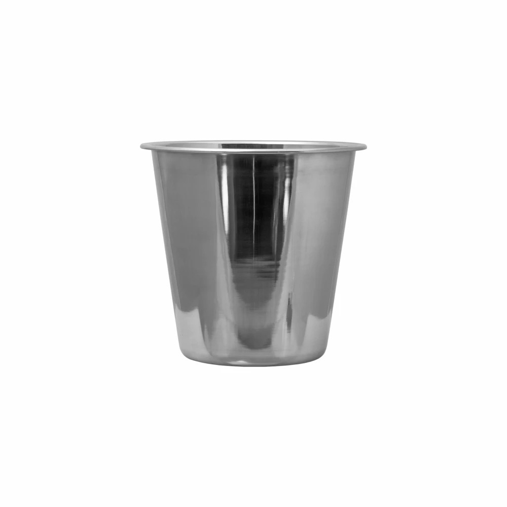 ICE BUCKET WITHOUT HANDLES S/S -4L